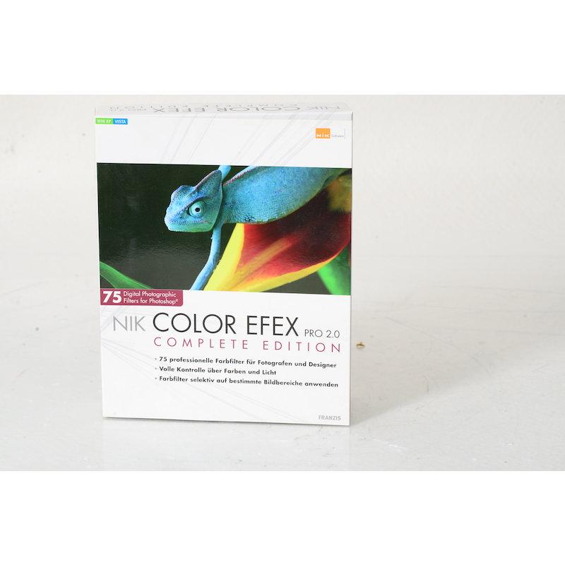 Franzis Nikon Color EFEX Pro 2.0 Complete Edition