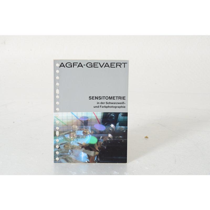 Agfa Produktbroschüre Sensitometrie