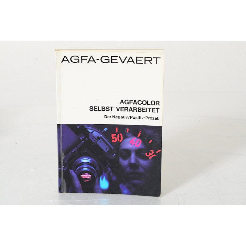 Agfa Produktbroschüre Agfacolor Selbst verarbeitet