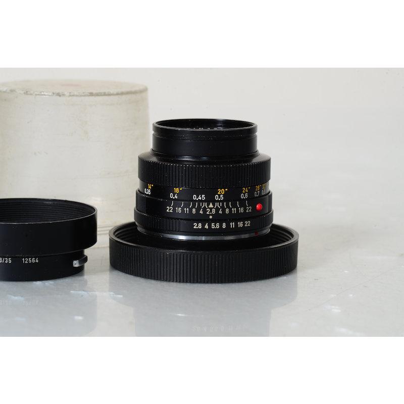 Leica Elmarit-R 2,8/35 Ser VII