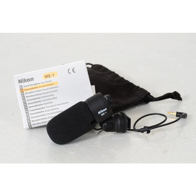 Nikon Stereo-Mikrophon ME-1