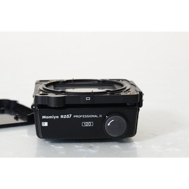 Mamiya Rollfilmkassette 120 4,5x6 RZ67 II