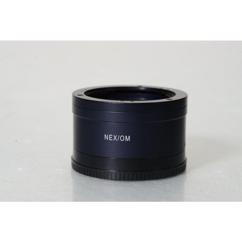 Novoflex Olympus OM Objektivadapter Sony Nex NEX/OM