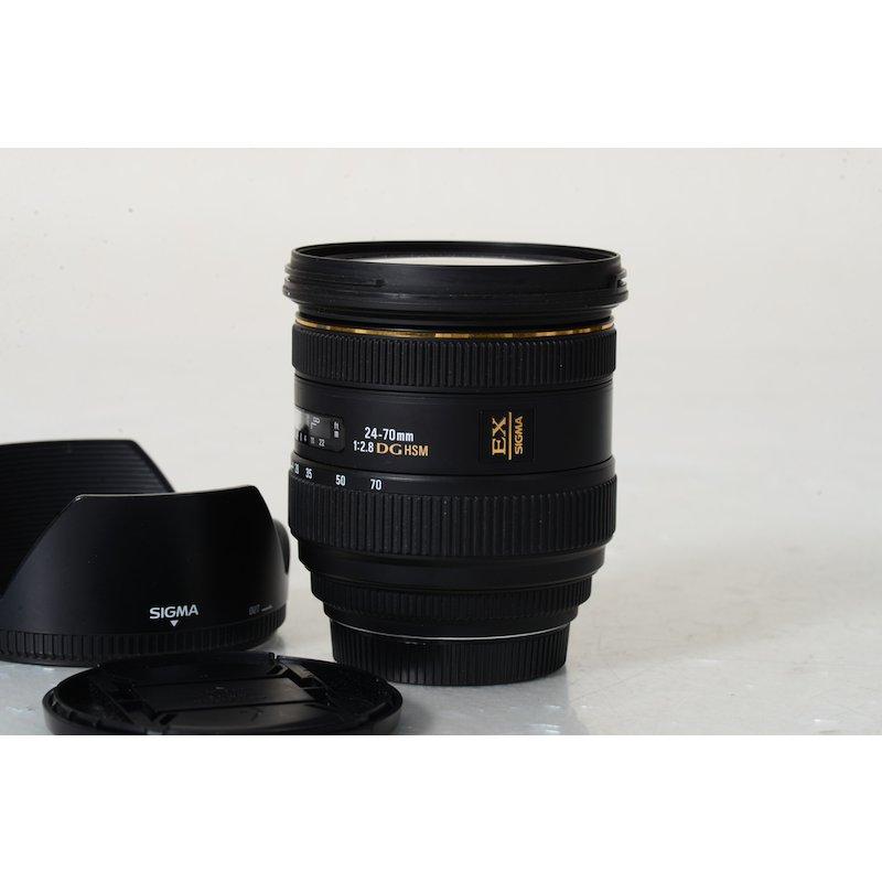 Sigma EX 2,8/24-70 ASL DG HSM Sony