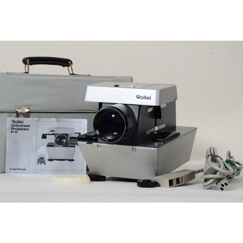 Rollei Universalprojektor P-11+Heidosomat 2,8/150