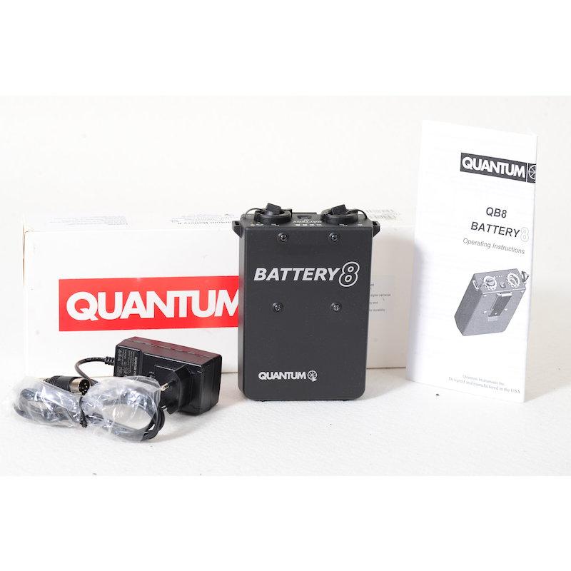 Quantum Batterie 8 QB8E