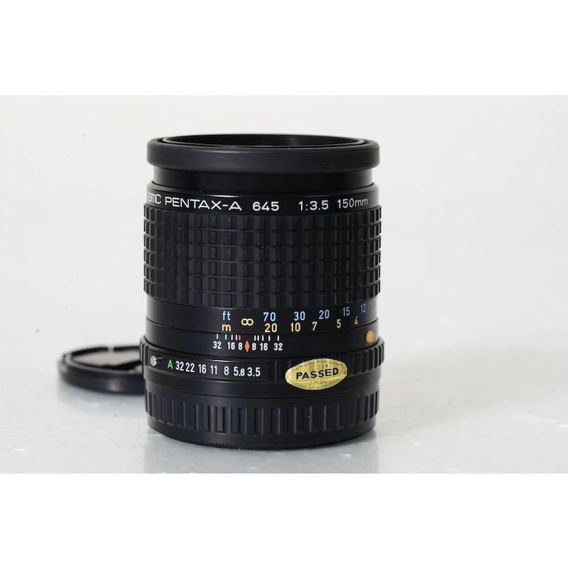 Pentax SMC-A 3,5/150 645
