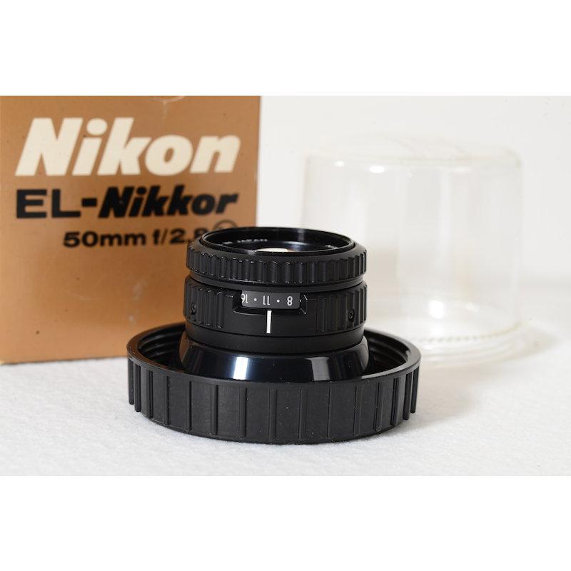 Nikon EL-Nikkor 2,8/50 N M39