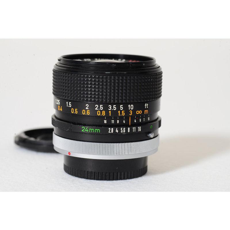 Canon FD 2,8/24 S.S.C.