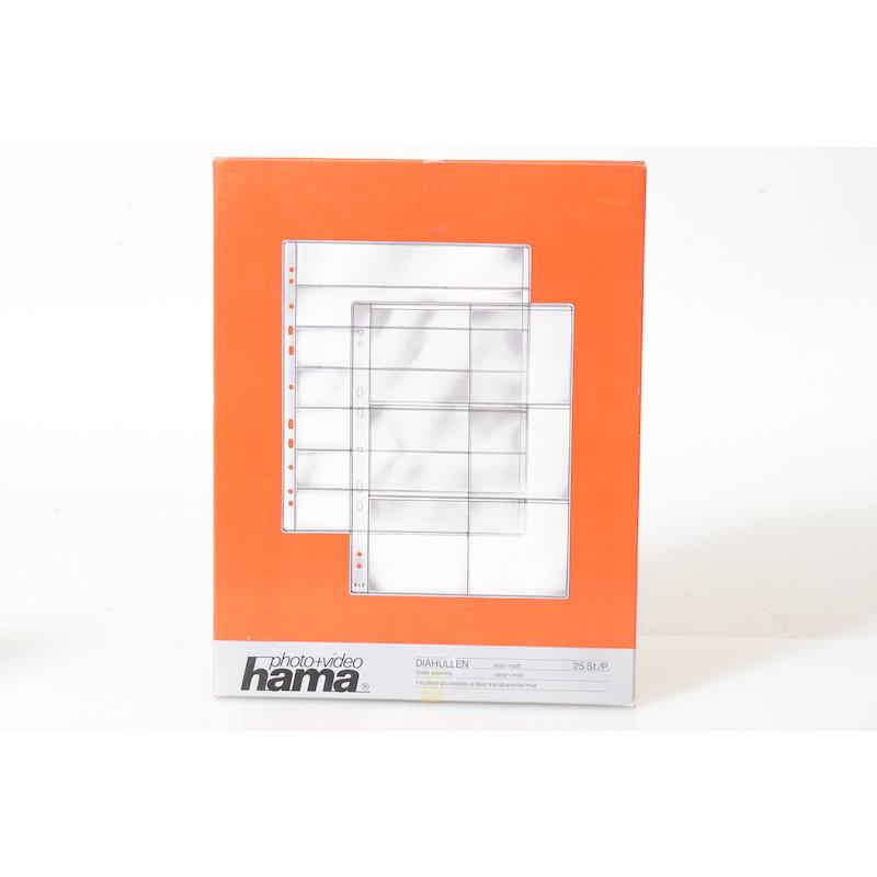 Hama Diahüllen Klar/Matt 5x5/15 25 St.