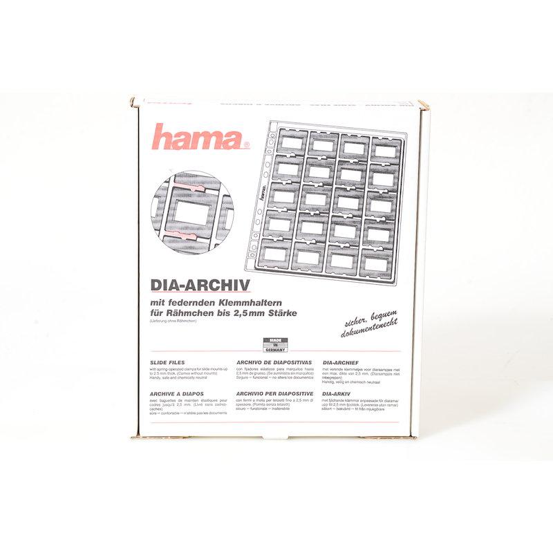 Hama Dia-Archiv 5x5 10 St.