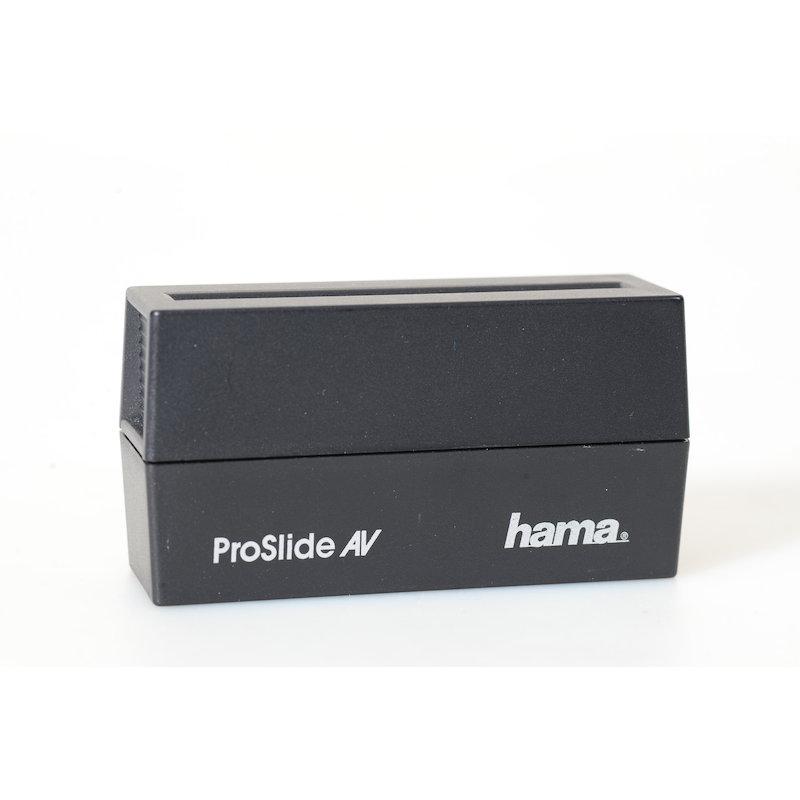 Hama Dia-Einfaßgerät ProSlide AV