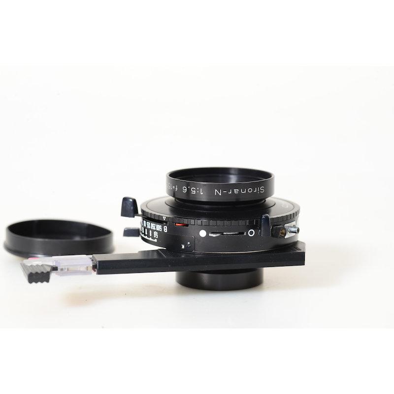 Rodenstock Sironar-N 5,6/150 MC Compur 1 mit Blendeneinstellgerät