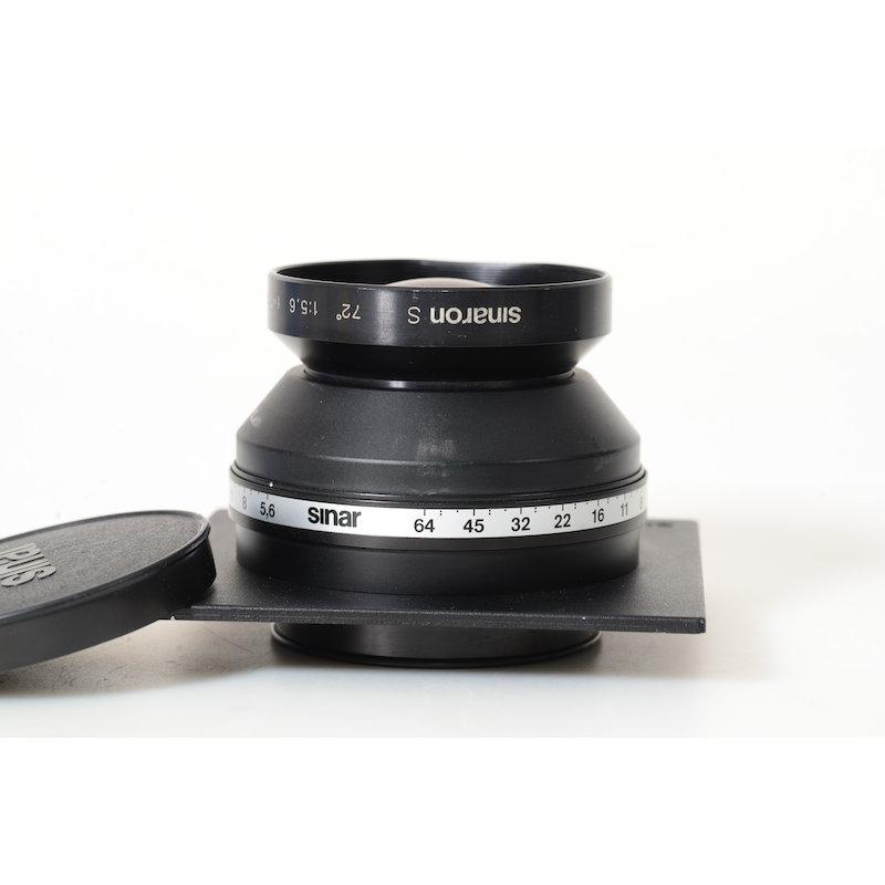 Sinar Sinaron-S 5,6/300 MC Sinar DBM Delle Filtergewinde