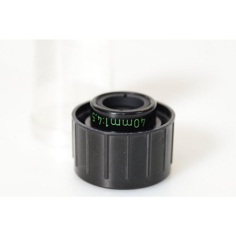 Zeiss Luminar 4,5/40 M20