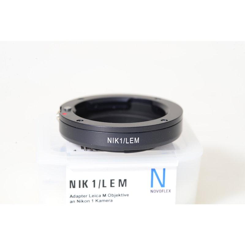 Novoflex Leica-R Objektivadapter Nikon 1 NIK1/LEM