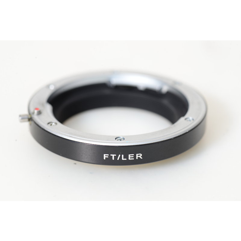 Novoflex Leica-R Objektivadapter FT FT/LER