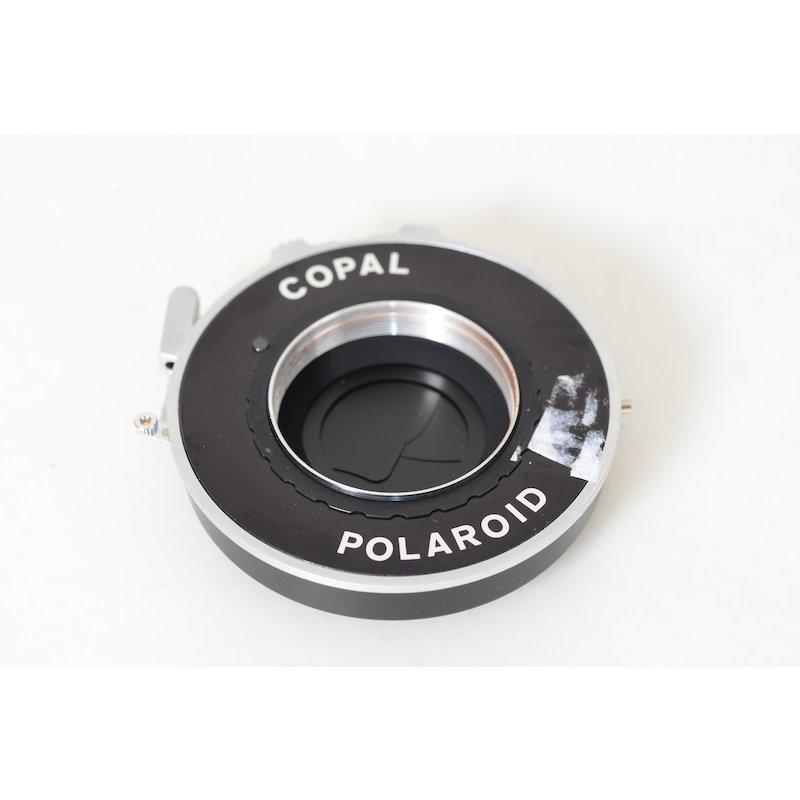 Polaroid Copal Verschluß 1