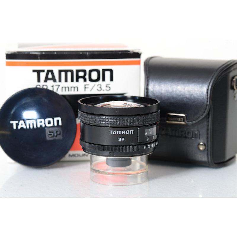 Tamron SP 3,5/17 Adaptall
