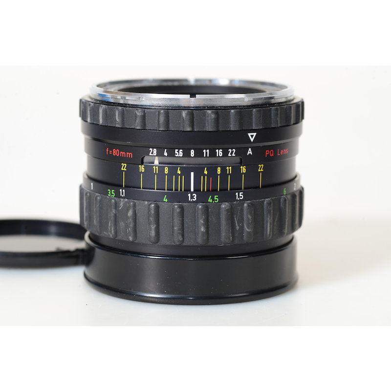 Rollei Xenotar HFT 2,8/80 PQ 6008