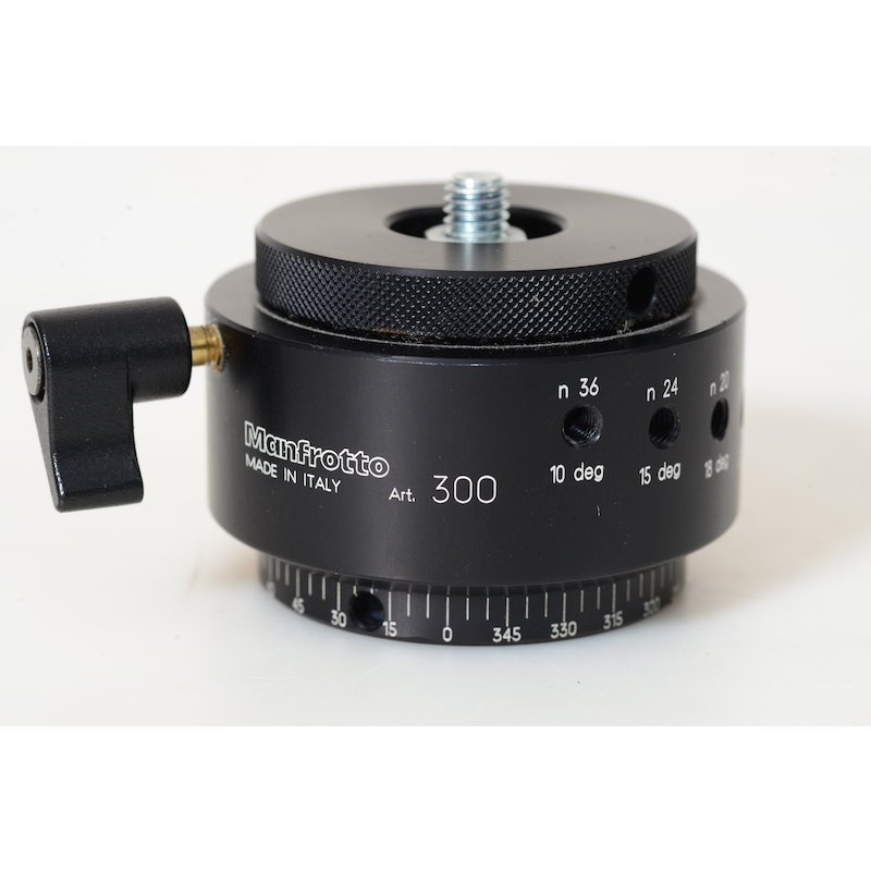 Manfrotto Panorama-Drehteller MA 300N