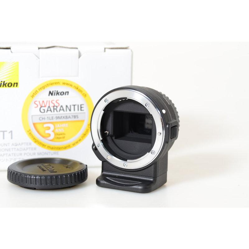 Nikon Bajonettadapter FT-1