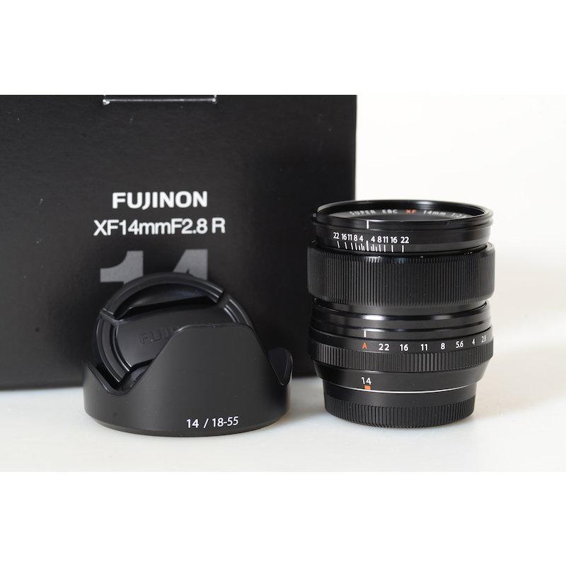 Fujifilm Fujinon Super EBC XF 2,8/14 R