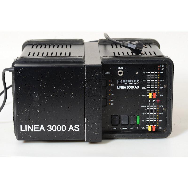 Hensel Generator Linea 3000 AS