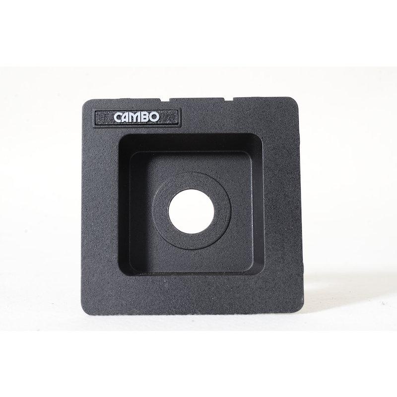 Cambo Objektivplatte Versenkt Copal 1