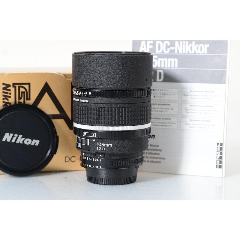 Nikon AF 2,0/105 DC D