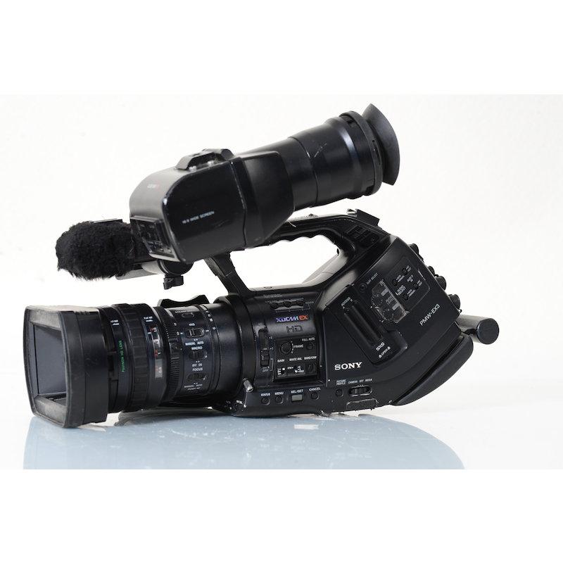 Sony XDCAMEX PMW-EX3