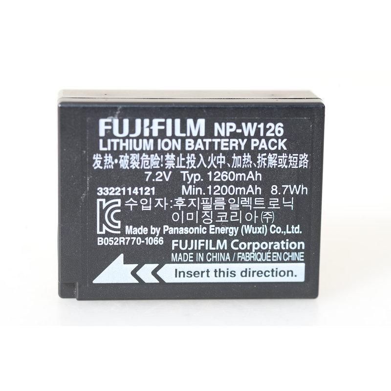 Fujifilm NI-MH Akku NP-W126