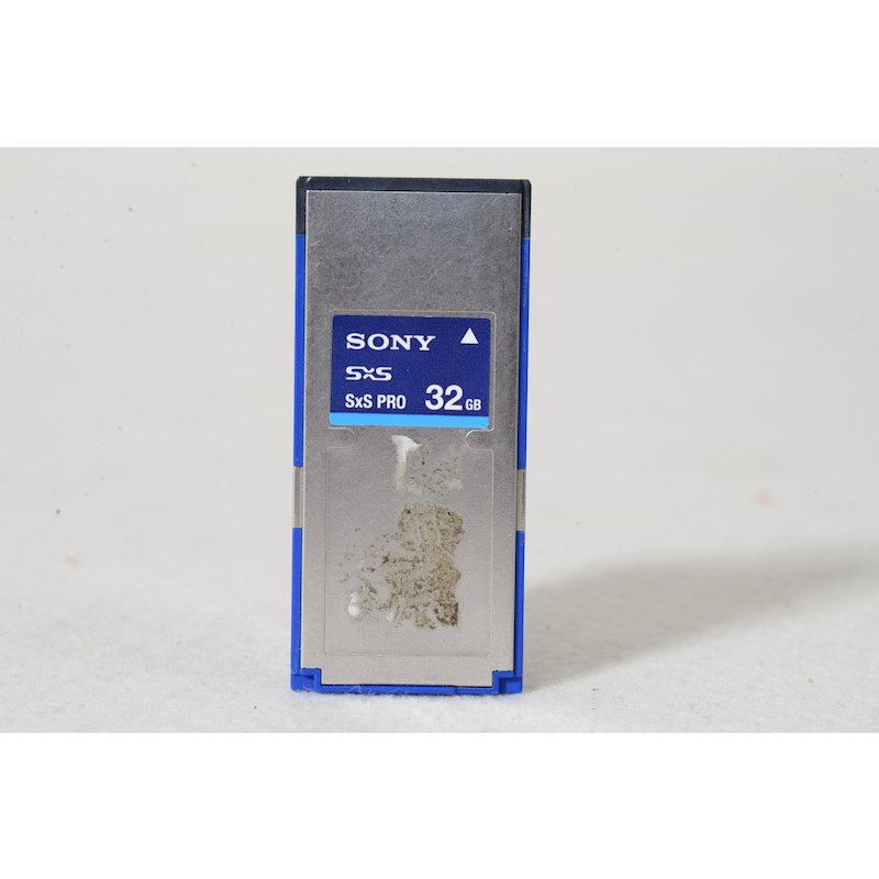 Sony SxS Memory Card Pro 32GB SBP-32