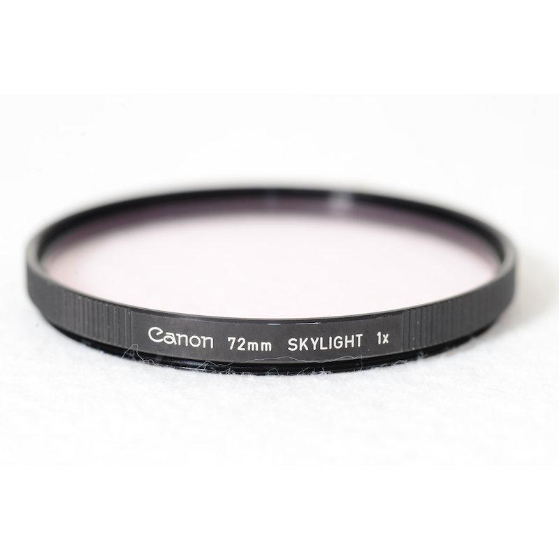 Canon Skylight E-72