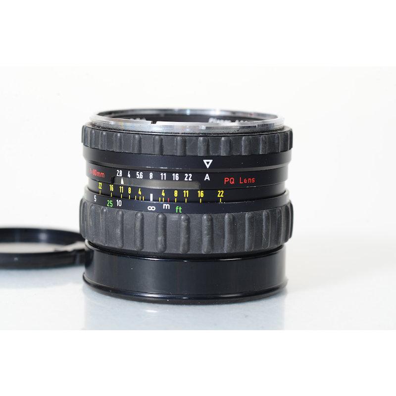 Rollei Planar HFT 2,8/80 PQ 6008