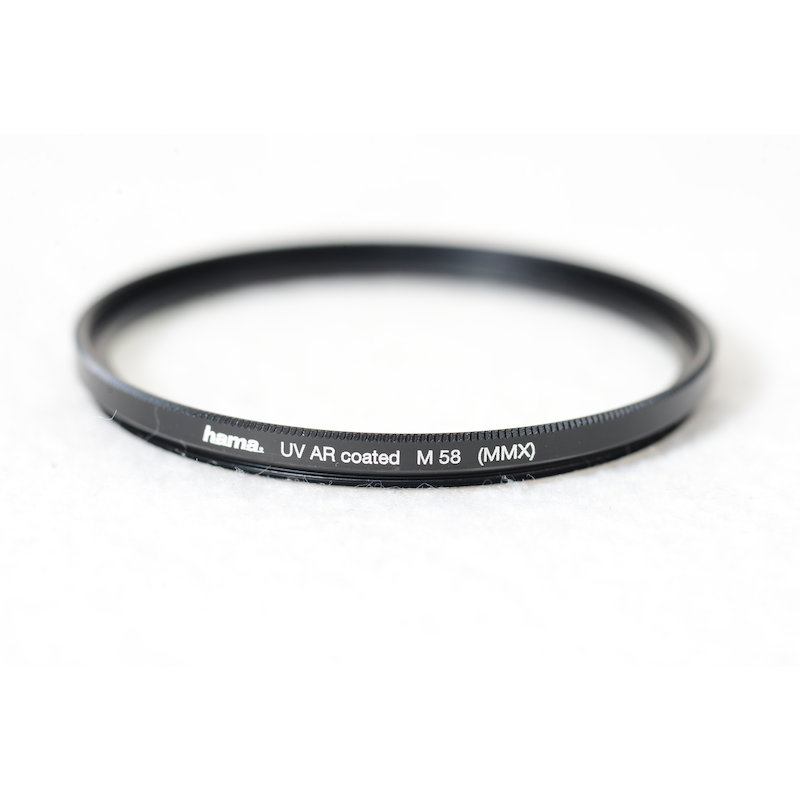 Hama UV-Filter MC Slim E-58