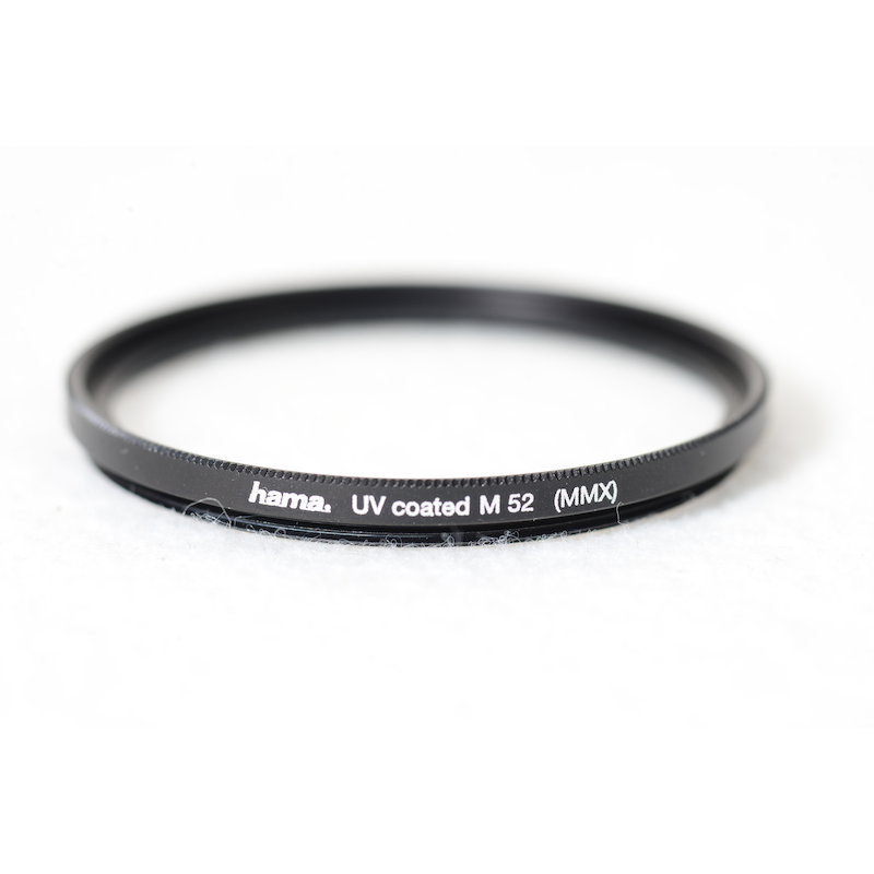 Hama UV-Filter MC Slim E-52
