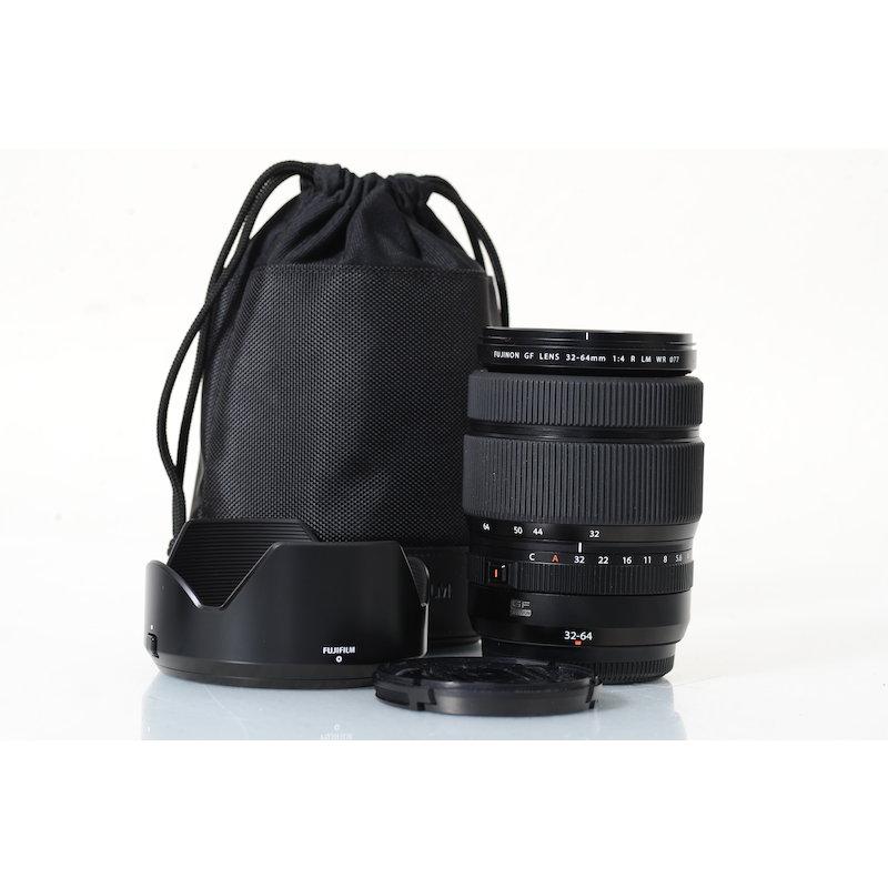 Fujifilm Fujinon GF 4,0/32-64mm R LM WR
