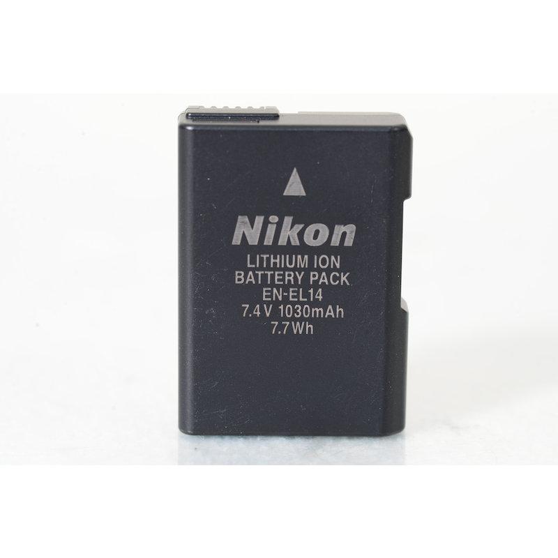 Nikon Li-Ion-Akku EN-EL14