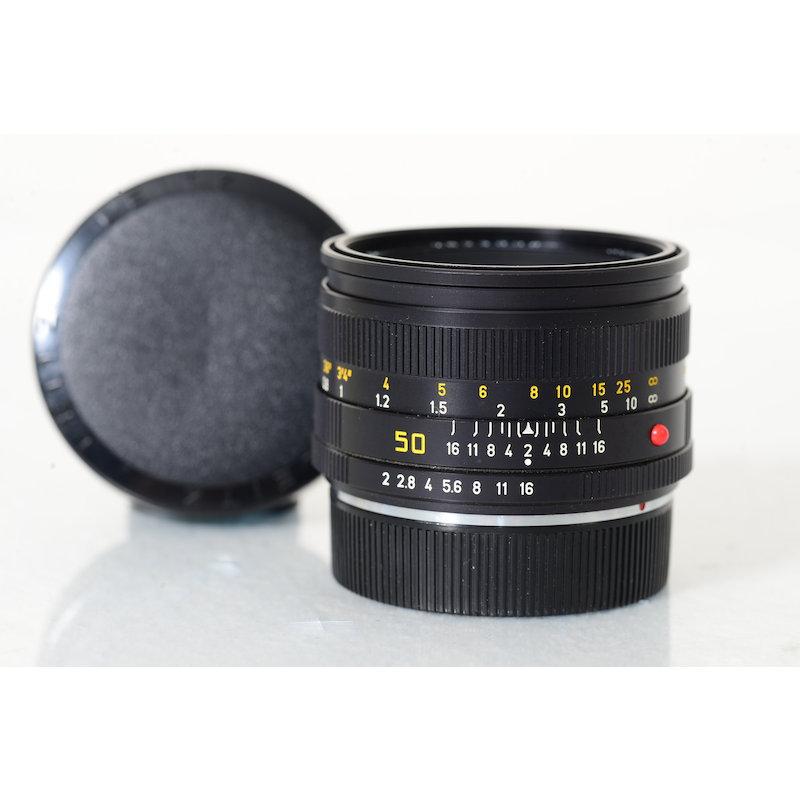 Leica Summicron-R 2,0/50 E-55