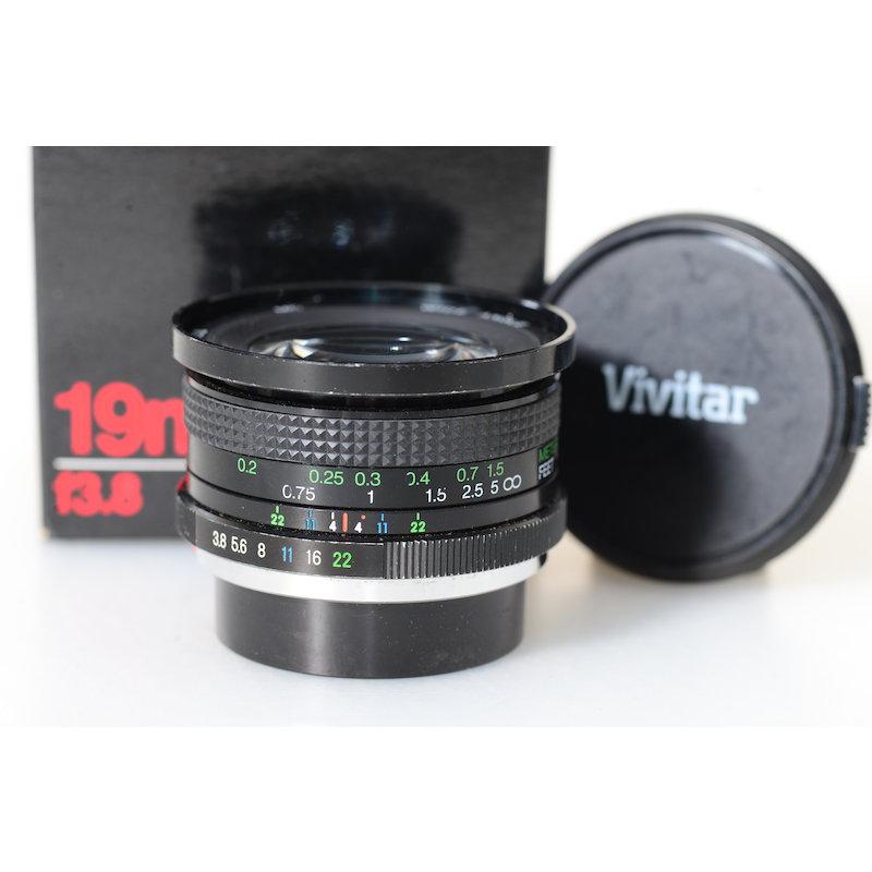 Vivitar MC 3,8/19 C/Y