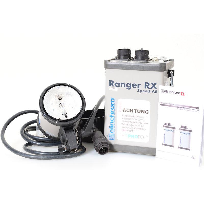Elinchrom Generator Ranger RX Seed AS Starter Set