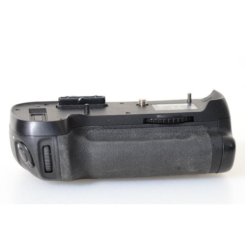 Nikon Hochformatgriff MB-D12 D800 ohne Batterieeinsatz