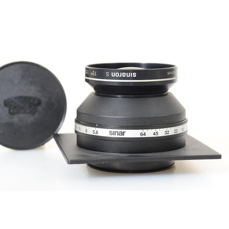Sinar Sinaron-S 5,6/300 MC 72° Sinar DBM