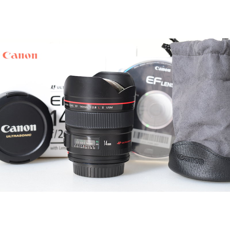 Canon EF 2,8/14 L USM II