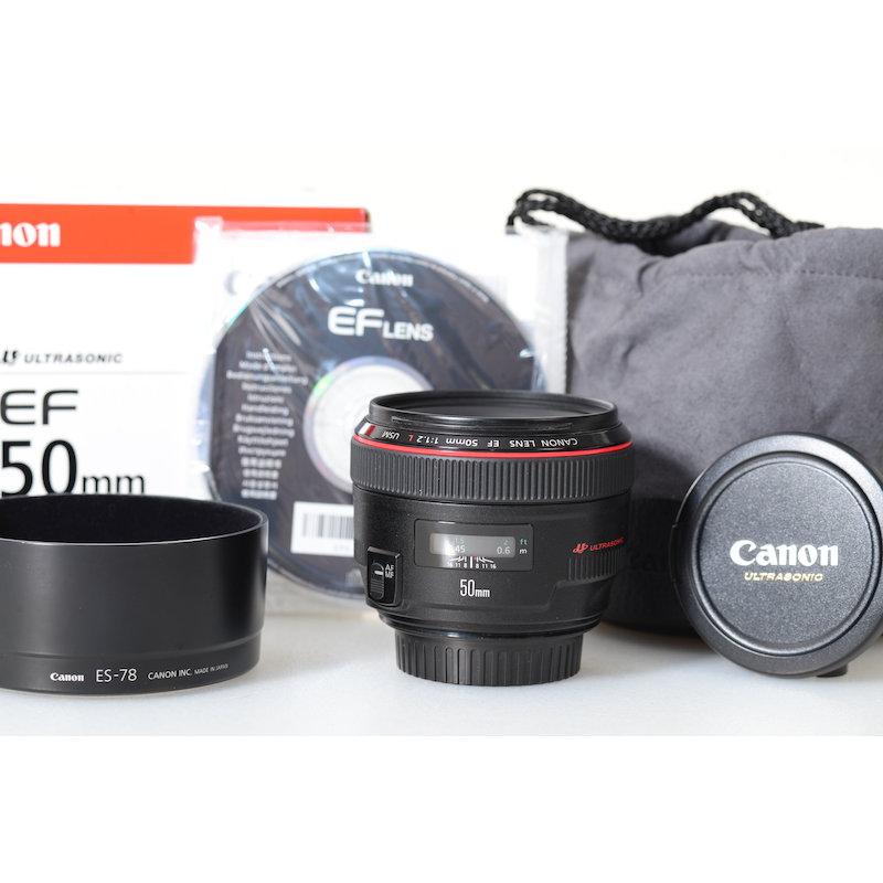 Canon EF 1,2/50 L USM