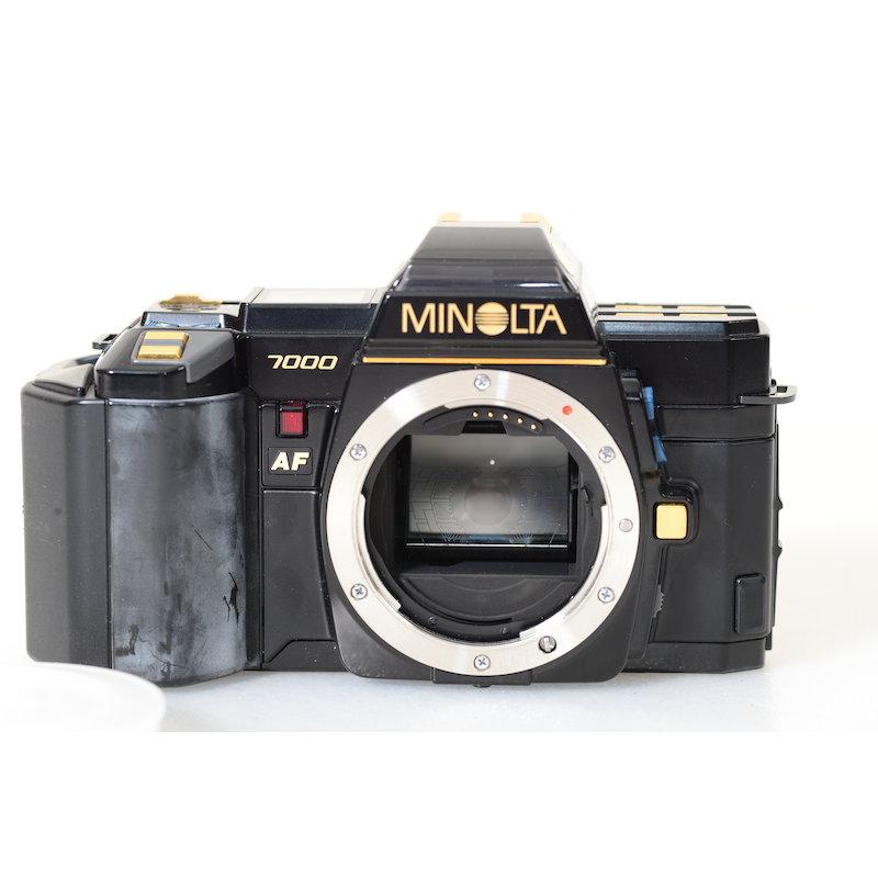 Minolta AF 7000 Gold Edition