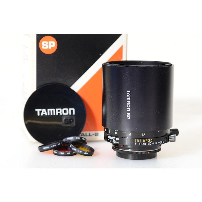 Tamron SP 8,0/500 Spiegel Adaptall