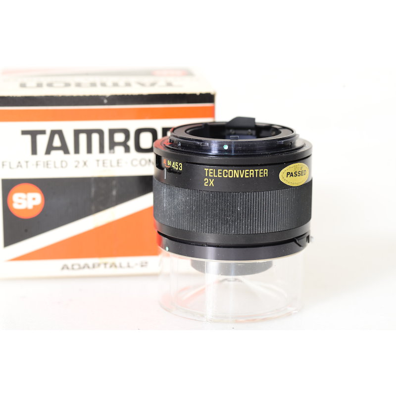 Tamron SP-Telekonverter 2x Adaptall
