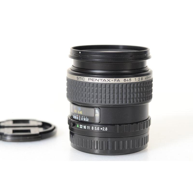 Pentax SMC-FA 2,8/45 645